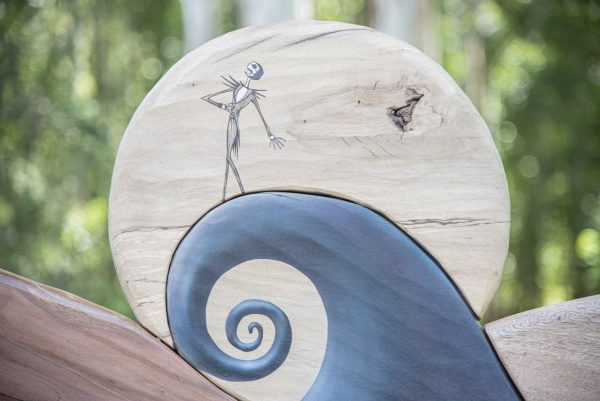 Handcrafted Painted Wooden Furniture
