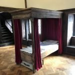 harry potters bed